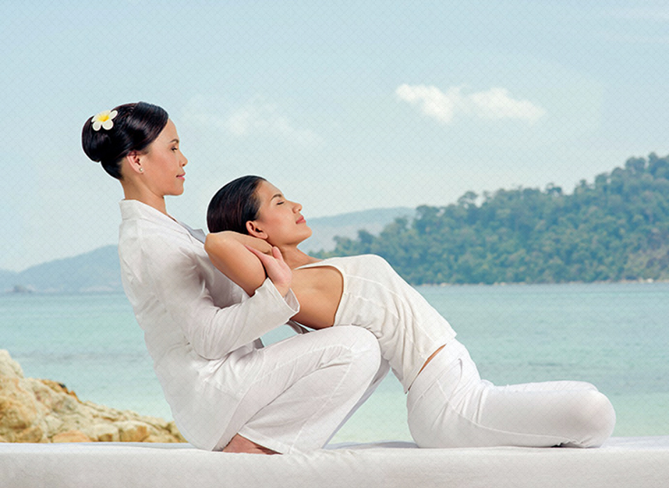 Thai Massage Practice