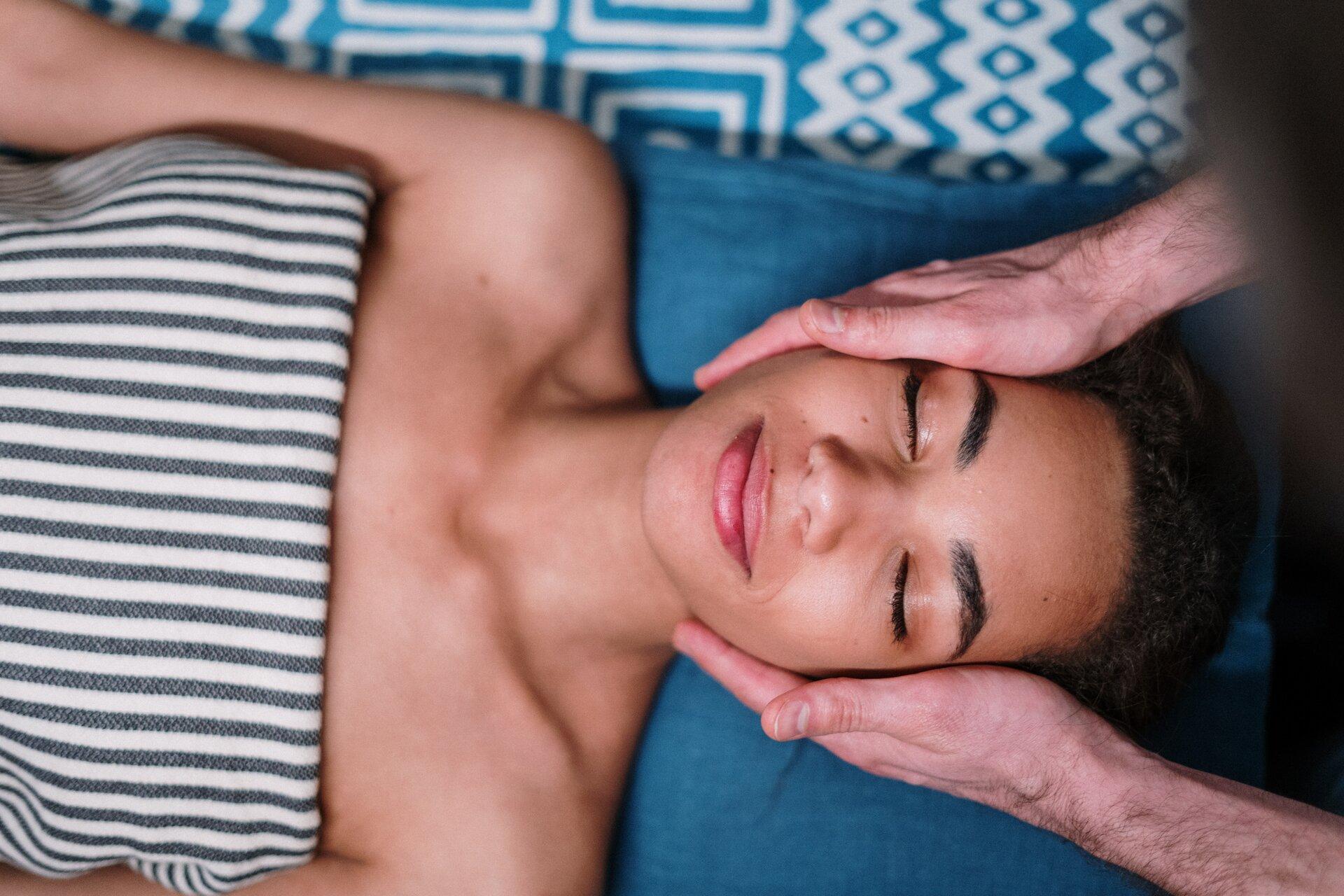 craniosacral therapy massage