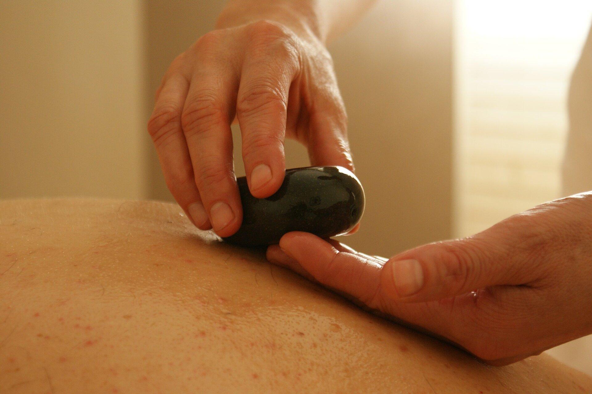 Hot Stone Massages in Edmonton