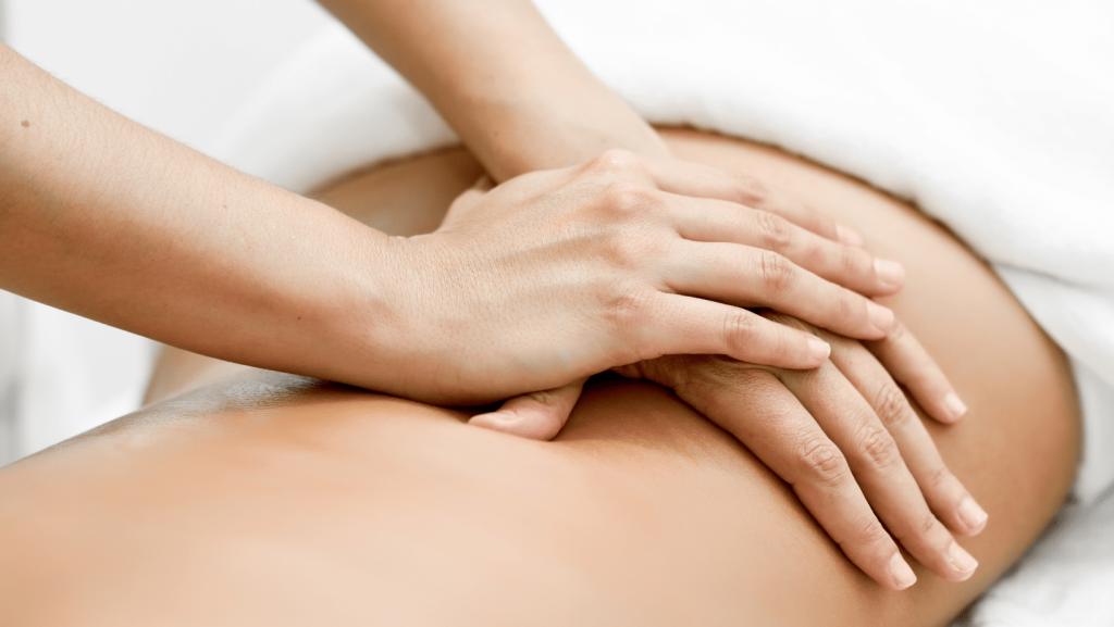 A Great Back Massage