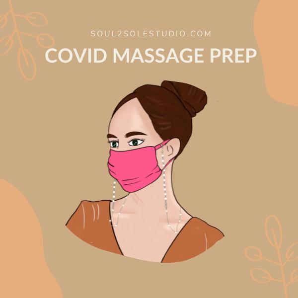 Massage Prep Covid