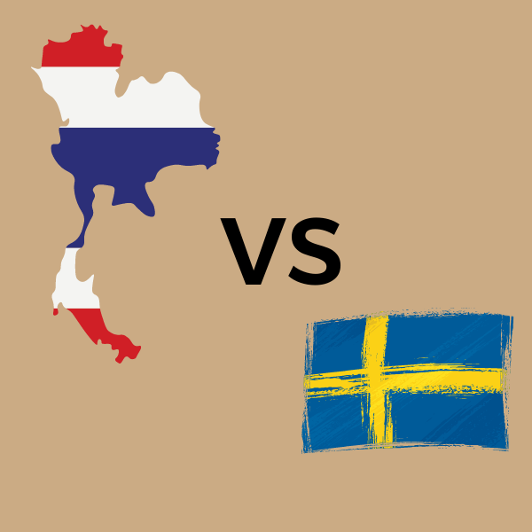 thai asian vs swedish massage